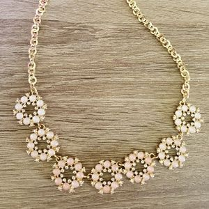 INC statement necklace from Macy's
